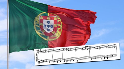 What are the lyrics to Portugal's national anthem? And what are the words in English?