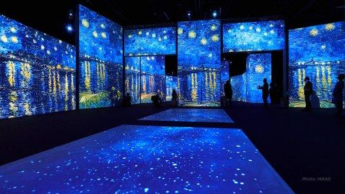 Buy tickets for Van Gogh Alive at London's Kensington Gardens