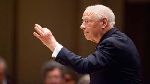 Renowned Dutch conductor Bernard Haitink has died, aged 92
