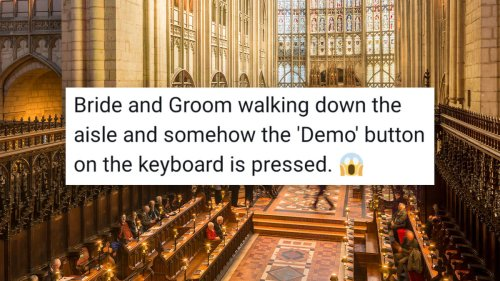 Musicians are revealing the cringiest concert disasters they've witnessed