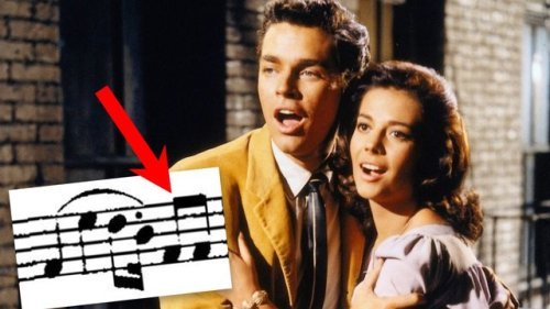 Did you know Bernstein borrowed a tune from Beethoven for West Side Story?