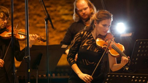 Violinist Nicola Benedetti on what classical music could learn from jazz gigs