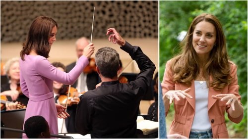 Catherine, Duchess of Cambridge is a former pianist with a solid grade 5 music theory