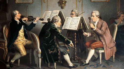 How did the Classical era sound different to the Baroque era?