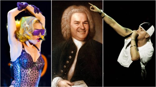15 pop songs you didn't know were inspired by J.S. Bach