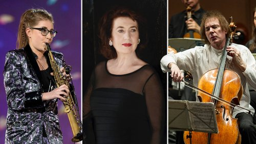 Julian Lloyd Webber and Imogen Cooper among classical musicians in Queen's Birthday Honours 2021