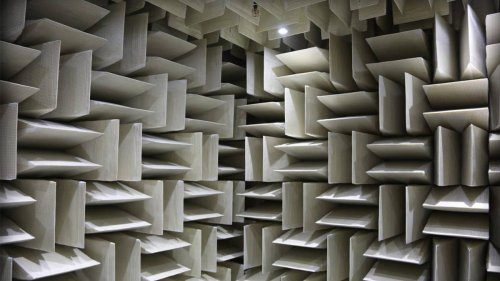 Scientists created the quietest place on earth, a concrete chamber where you can hear your blood move