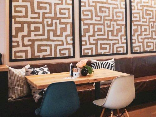 Frühstück in Salzburg; das Afro Cafe