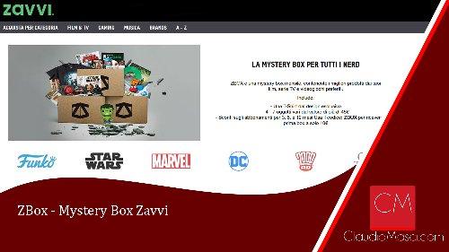 ZBox – Mystery Box Zavvi