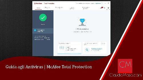 Guida agli Antivirus   McAfee Total Protection