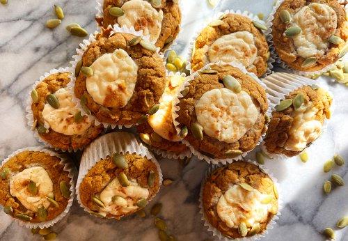 We Gave Starbucks' Pumpkin Cream Cheese Muffin a Healthy Makeover