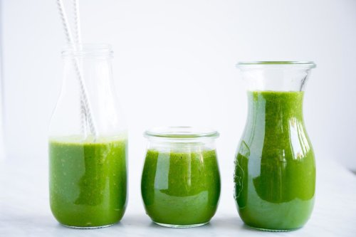 Detoxifying Green Smoothie Recipe   Clean Plates