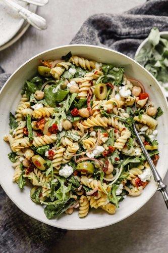 10 Mayo-Free Pasta Salad Recipes to Make All Summer Long