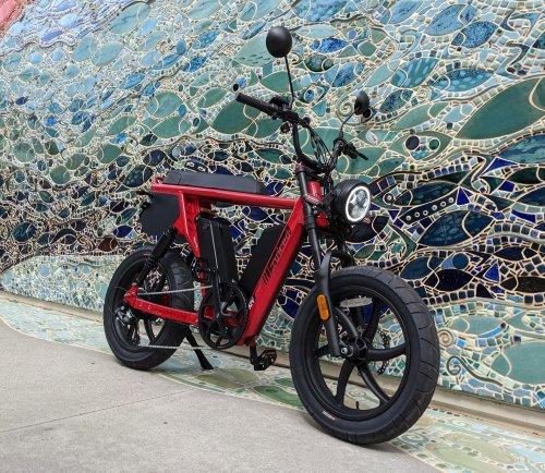 The Juiced HyperScrambler 2 E-Bike -- CleanTechnica Review