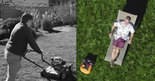 Robot Lawn Mowers vs. Manual Mowers: The 14 Key Differences