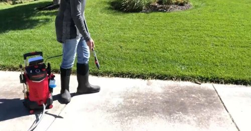 Powerhouse Platinum Electric Pressure Washer Review - 2021 Cleanup Expert Review