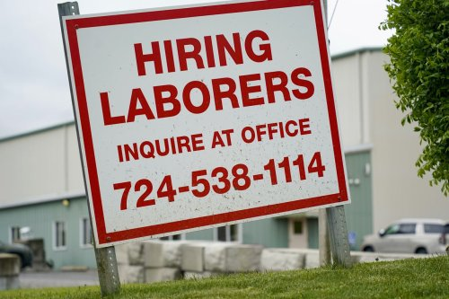 Lt. Gov. Jon Husted announces new forms for employers to report workers not returning to the job