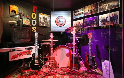 Rock & Roll Hall of Fame kicks off Induction Week with new exhibit, Celebration Day