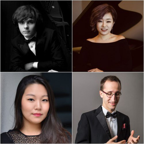 Cleveland International Piano Competition nears finale by naming four finalists