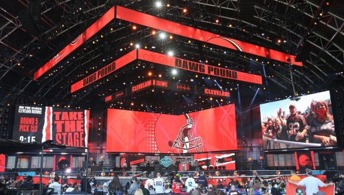 NFL draft drew 160,000 in Cleveland with protocols for limited attendance