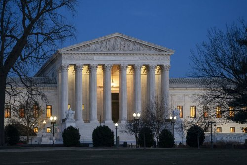 Justices consider hearing a case on 'most offensive word'