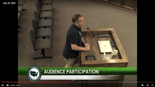 Strongsville GOP leader blasts progressive beliefs at council meeting