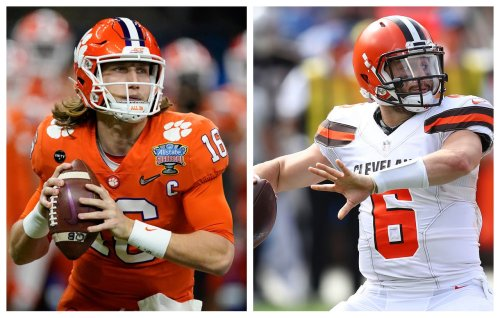 Trevor Lawrence in better situation than Baker Mayfield was at 2018 draft former executive says