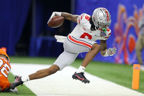 What's up with Ohio State football's Jameson Williams, Marvin Harrison Jr. and Jake Seibert? Buckeye Bits