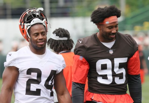 A not-so-quiet day before things get loud on Friday: What happened at Browns training camp July 29