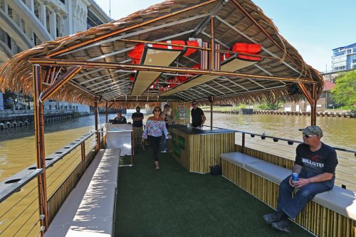 First look: Cleveland Tiki Barge adds larger boat, paddle board experience (photos, video)