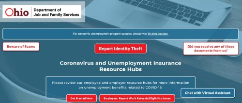 Audit: Ohio unemployment system paid more than $3.8 billion because of fraud, errors during coronavirus crisis