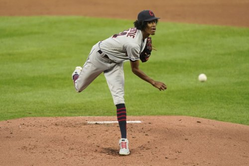 Triston McKenzie and 'these other guys' lead Indians to sweep of KC with 4-2 win