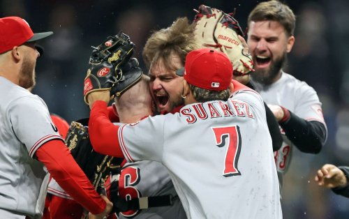 Cleveland Indians no-hit for second time this season; this time it's Wade Miley