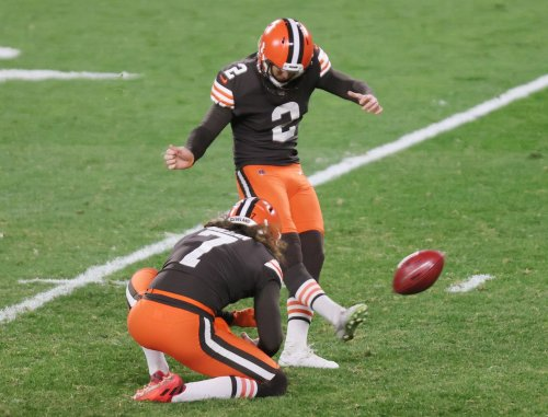 Cody Parkey's rough day a reminder of the Browns' elusive stability at kicker