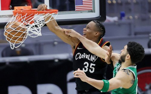 Isaac Okoro named to NBA All-Rookie Second Team