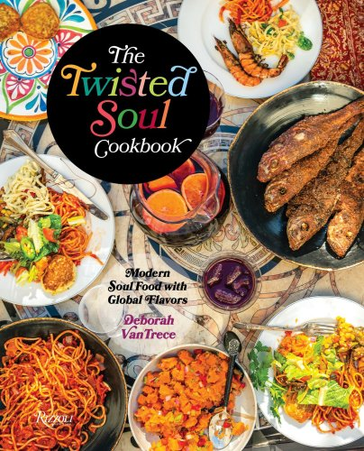 'The Twisted Soul Cookbook' - There's No Straight Path to the Grooviest Food Around