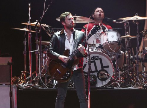 Kings of Leon coming to Blossom Music Center this summer