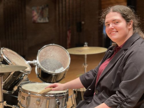 Talented Valley Forge High School senior marching band drummer finalist for Berklee College of Music's summer program
