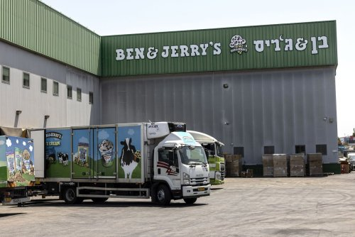 Ben & Jerry's West Bank sales ban just propels more divisions and hatred: Itay Milner