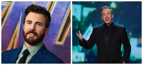 Today's famous birthdays list for June 13, 2021 includes celebrities Chris Evans, Tim Allen