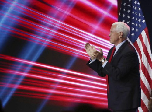 Pence delivers stronger rebuke of Trump's election claims