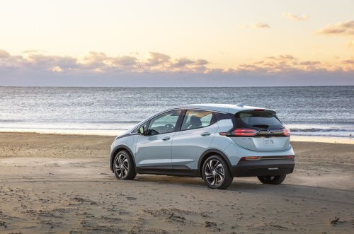 Second-gen Chevy Bolt EV is a treat. Pity it isn't a Caddy (review)