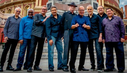 "Tower of Power's Emilio Castillo reflects on ""50 Years of Funk & Soul"""