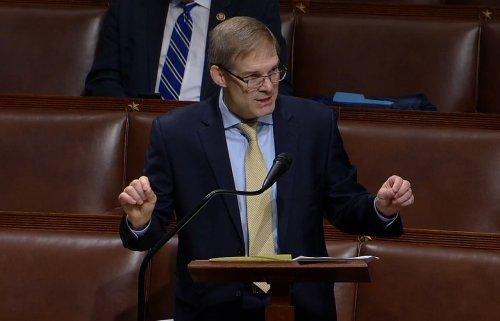 House of Representatives condemns coronavirus-related discrimination against Asians over objections from Rep. Jim Jordan of Ohio