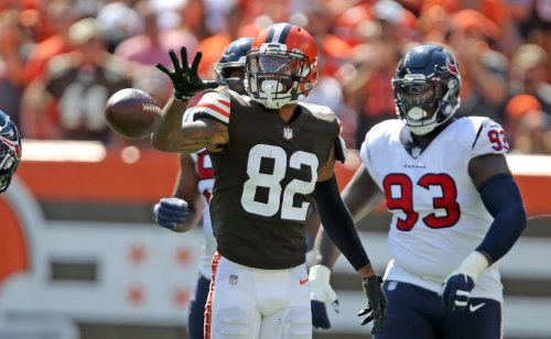 Now that Odell Beckham Jr. is back for Browns, focus turns to replacing Jarvis Landry