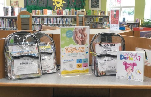 Kits for kids to deal with social and emotional issues