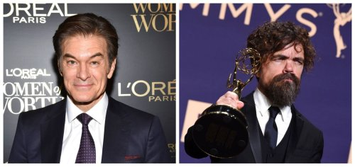 Today's famous birthdays list for June 11, 2021 includes celebrities Dr. Oz, Peter Dinklage