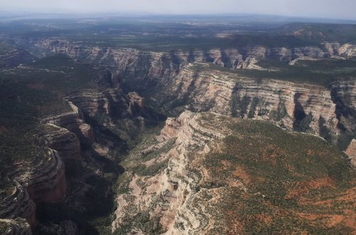 Hudson woman dies while hiking in Grand Canyon; heat suspected factor