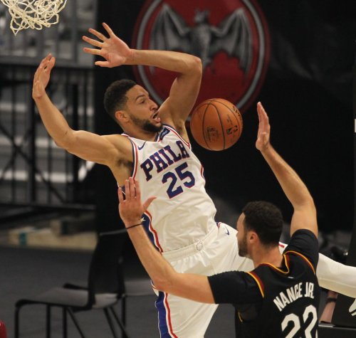 What's the deal with Ben Simmons? Cavs playing three 7-footers? Hey, Terry!