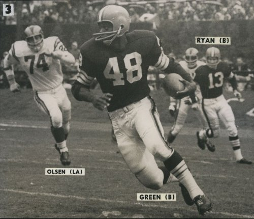Thanks to Vince Lombardi, Ernie Green became a Cleveland Brown – Terry Pluto